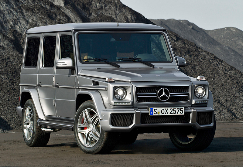 2012 mercedes benz g 63 amg for 2012 mercedes benz suv